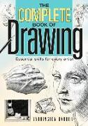 Cover-Bild zu The Complete Book of Drawing von Barber, Barrington
