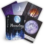 Cover-Bild zu Moonology Oracle Cards von Boland, Yasmin
