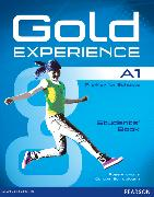 Cover-Bild zu Gold Experience A1 Students' Book with DVD-ROM von Aravanis, Rosemary