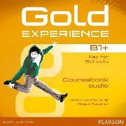 Cover-Bild zu Gold Experience B1+ Class Audio CDs
