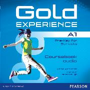 Cover-Bild zu Gold Experience A1 Class Audio CDs
