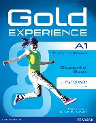 Cover-Bild zu Gold Experience A1 Students' Book with DVD-ROM and MyEnglishLab von Aravanis, Rosemary