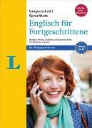 Cover-Bild zu Langenscheidt Sprachkurs Englisch für Fortgeschrittene - Sprachkurs mit 4 Büchern und 2 MP3-CDs von Styles, Naomi