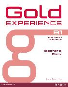 Cover-Bild zu Gold Experience B1 Teacher's Book von White, Genevieve
