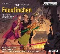 Cover-Bild zu Faustinchen von Reffert, Thilo