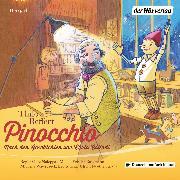 Cover-Bild zu Pinocchio (Audio Download) von Collodi, Carlo