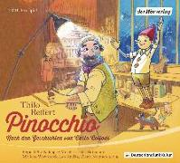 Cover-Bild zu Pinocchio von Reffert, Thilo