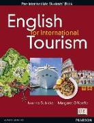 Cover-Bild zu Pre-Intermediate: English for International Tourism Pre-intermediate Level Coursebook - English for International Tourism von Dubicka, Iwona
