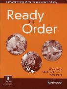 Cover-Bild zu Ready to Order Workbook (With Key) - Ready to Order von Baude, Anne