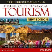 Cover-Bild zu English for International Tourism New Edition Pre-intermediate Class Audio CD von Dubicka, Iwona