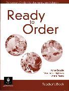 Cover-Bild zu Ready to Order Teacher's Book - Ready to Order von Baude