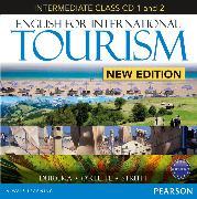 Cover-Bild zu English for International Tourism New Edition Intermediate Class Audio CD von Strutt, Peter