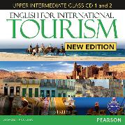 Cover-Bild zu English for International Tourism New Edition Upper Intermediate Class Audio CD von Strutt, Peter