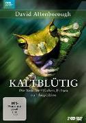Cover-Bild zu David Attenborough (Schausp.): Kaltblütig-Die Welt der Drachen-mit D. Attenboroug