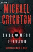 Cover-Bild zu Crichton, Michael: Andromeda - Die Evolution (eBook)