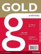 Cover-Bild zu Gold Preliminary eText Coursebook Access Card von Walsh, Clare