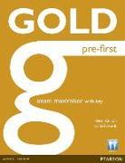 Cover-Bild zu New Gold Pre-First Maximiser (with Key) von Chilton, Helen