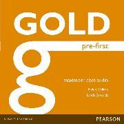 Cover-Bild zu Gold Pre-First Maximiser Class Audio CDs
