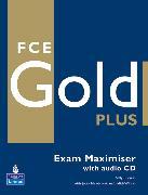 Cover-Bild zu FCE Gold Plus FCE Gold Plus Maximiser (no Key) with Audio CD - FCE Gold Plus von Burgess, Sally