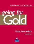 Cover-Bild zu Upper-Intermediate: Going for Gold Upper Intermediate Level Coursebook - Going for Gold von Acklam, Richard
