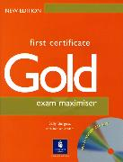 Cover-Bild zu First Certificate Gold - Classic! First Certificate Gold Maximiser (No Key) and Audio CDs - First Certificate Gold von Burgess, Sally