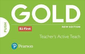 Cover-Bild zu New Gold First NE 2018 Classroom Presentation Tool (ActiveTeach)