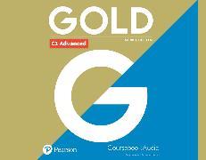 Cover-Bild zu New Gold Advanced NE 2019 Class Audio