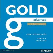 Cover-Bild zu Gold Advanced Exam Maximiser Class Audio CDs