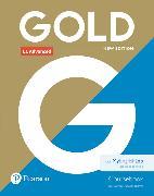 Cover-Bild zu New Gold Advanced NE 2019 Coursebook and MEL pack von Burgess, Sally