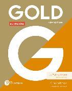 Cover-Bild zu New Gold Pre-First NE 2019 Coursebook and MEL pack von Edwards, Lynda