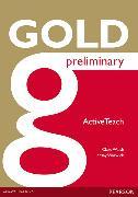 Cover-Bild zu New Gold Preliminary Active Teach CD-ROM von Walsh, Clare