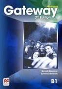 Cover-Bild zu Gateway 2nd Edition B1 Workbook von Spencer, David