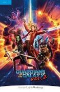 Cover-Bild zu Level 4: Marvel's The Guardians of the Galaxy Vol.2 Book & MP3 Pack von Edwards, Lynda