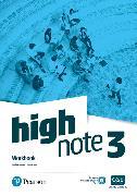 Cover-Bild zu High Note Level 3 Workbook von Bowie, Jane