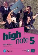Cover-Bild zu High Note Level 5 Student's Book von Roberts, Rachael