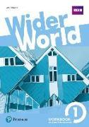 Cover-Bild zu Wider World Level 1 Workbook with Online Homework Pack von Edwards, Lynda