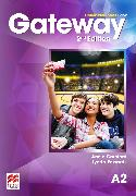 Cover-Bild zu Gateway 2nd Edition A2 Online Workbook Pack von Cornford, Annie