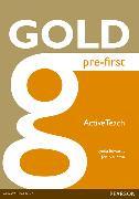 Cover-Bild zu New Gold Pre-First Active Teach CD-ROM von Edwards, Lynda