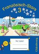 Cover-Bild zu Französisch-Stars 3. Schuljahr. Übungsheft mit Lösungen von Gleich, Barbara