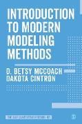 Cover-Bild zu Introduction to Modern Modeling Methods (eBook) von McCoach, Betsy