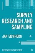 Cover-Bild zu Survey Research and Sampling (eBook) von Eichhorn, Jan