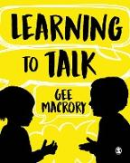 Cover-Bild zu Learning to Talk (eBook) von Macrory, Gee