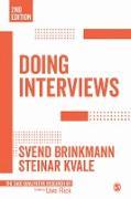 Cover-Bild zu Doing Interviews (eBook) von Brinkmann, Svend
