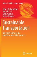Cover-Bild zu Sustainable Transportation von Gudmundsson, Henrik