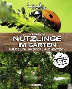 Cover-Bild zu Kopp, Ursula: Nützlinge im Garten (eBook)