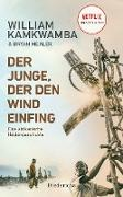Cover-Bild zu Kamkwamba, William: Der Junge, der den Wind einfing (eBook)