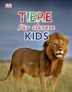 Cover-Bild zu Tiere für clevere Kids