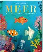 Cover-Bild zu MEER von Teckentrup, Britta