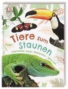 Cover-Bild zu Tiere zum Staunen von Condé, Christine (Übers.)