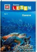 Cover-Bild zu WAS IST WAS Erstes Lesen Band 12 Ozeane von Braun, Christina